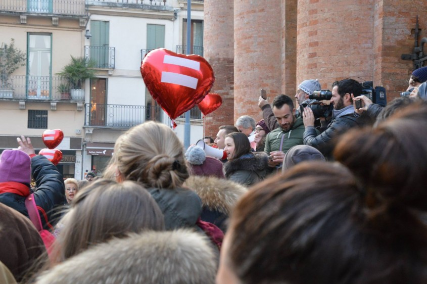 #SvegliaItalia Vicenza_1_phMarielaDeMarchiMoyano
