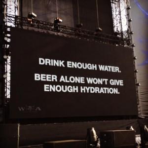 27 - drink enough water - Wacken 2015 - ph Mariela De Marchi Moyano